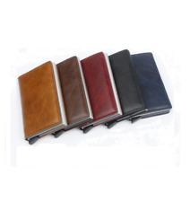 SALE Wallet For Men Slim & Mini Like Secrid Aluminium RFID Card Holder 12 cards