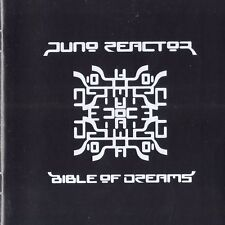 Juno Reactor - Bible Of Dreams - CD Album - BLUE ROOM RELEASED '97 - GOA TRANCE
