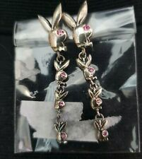 Playboy Bunny Earring 20G One of a kind/rare