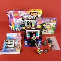 Genuine Lego Friends 41117 and 41029 Pop Star TV Studio and Stephanie's Lamb
