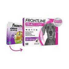 Frontline Tri-Act L Grand Chien (20-40 kg) - 6 pipettes
