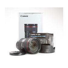 Canon EF 2,8/24-70 l USM II + bien (229770)