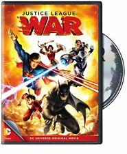 DCU Justice League: War [DVD] NEW!