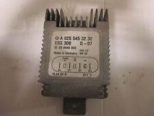 Mercedes A C E Clase W168 W210 W203 Ventilador Del Radiador Unidad De Control ECU A0255453232