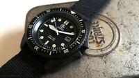 Cooper Submaster 300m/ 1000ft diver SBS Divers watch broadarrow VINTAGE NEW NOS