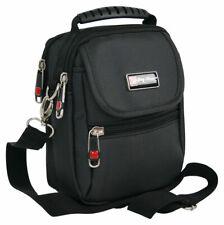 Herren Schultertasche kleine Umhängetasche Handtasche Hüfttasche Gürteltasche