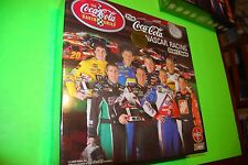 Coca Cola NASCAR Racing Board Game 1st Edition New Collectors Edition