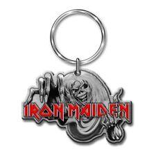 Portachiavi Ufficiale Iron Maiden Originale introvabile tutto metallo Rock