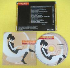 CD Compilation Lounge Delicate Swing DEAN MARTIN ELLA FITZGERALD no lp mc (C27)