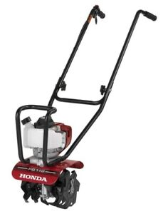 Honda FG110 K2DET petrol tiller  RRP £559