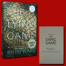 The Lying Game SIGNED Ruth Ware