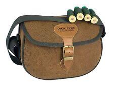 Jack Pyke Brown Duotex Speedloader Shotgun Cartridge Bag holds 70 shells