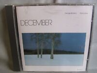 George Winston- December- Solo Piano- Made in West Germany