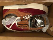Vans - Red Dahlia / Cathay Spice UK9.5 (Deadstock) Boxed, Unworn