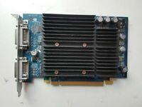 Apple Mac G5 Nvidia GeForce 6600 256MB Dual DVI PCI-E Video Card 630-6978