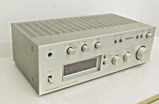 Vintage Technics SU-8055 Stereo Integrated DC Amplifier Hi Fi Audiophile Used