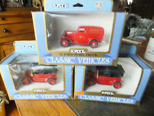 ERTL Classic Vehicles 1/43 - '12 Buick #2516 (2) & '32 Ford Panel Truck # 2504