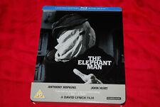 The Elephant Man Steelbook Ultra Limited Zavvi Exclusive - John Doctor Who Hurt
