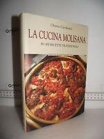 LIBRO Ottavio Cavalcanti LA CUCINA MOLISANA in 300 ricette tradizionali 1^ed'03☺