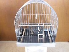 Vintage Hendryx Bird Cage With Accessories