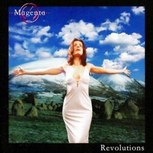 MAGENTA - REVOLUTIONS SEALED 2 CD SYMPHONIC PROGRESSIVE OPUS ROBERT REED DEBUTCD