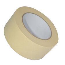 1 x cinta de enmascarar Para El Hogar hágalo usted mismo o el Taller de carrocería de 50 mm X 50m protege enmascarados superficies
