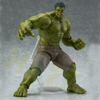 Figma 271# The Avengers Hulk PVC Action Figure Modèle 17cm Collection
