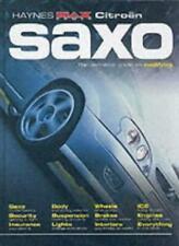 Citroen Saxo (Guide to Modifying) By Lou Brown