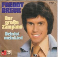 "<7113-71> 7"" - Single: Freddy Breck - Der große Zampano"