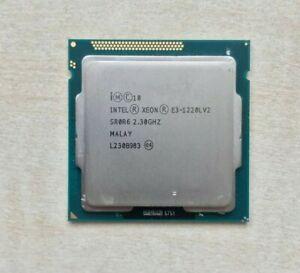 Intel Xeon E3-1220L V2 SR0R6 2.30GHZ LGA1155 CPU Processor