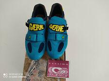 Scarpe Gaerne Crono blue per bici da corsa  made in Italy taglia nr. 44