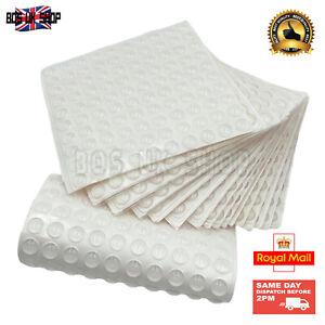 200Pcs Anti-Collision Silicone Rubber Feet Sticky Tape Anti-Slip Self-Adhesive