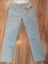 levi's 514 jeans light blue MEN's  stretch Jeans-style LEVI -SIZE W32in/L 30in