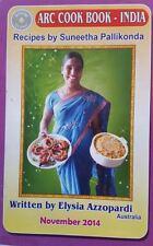 ARC Cookbook - India