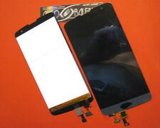 GLS: DISPLAY LCD + TOUCH SCREEN ASSEMBLATO PER LG L BELLO D331 VETRO GRIGIO GRAY