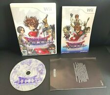 DRAGON QUEST SWORDS: THE MASKED QUEEN AND THE TOWER OF MIRRORS ~ PAL Wii & Wii U
