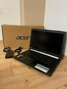 """Laptop 17,3"""" Acer Aspire 7 (A717-71G-564H), gebraucht, intel i5, 1TB HDD, 8GB"""