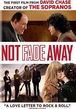NOT FADE AWAY (DVD, 2013) NEW