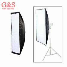 Photo Studio Softbox 20x90cm with Bowens Mount for Strobe