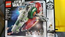 Lego 75243 Star Wars SLAVE 1 20th Anniversary Edition New Sealed
