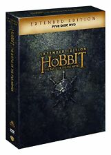 The Hobbit: The Battle Of The Five Armies - Extended Edition [2014] (DVD)