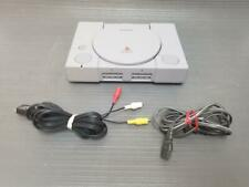 Sony PlayStation 1 One ORIGINAL NTSC GRAY CONSOLE w/ CABLES SCPH-7001 SCPH-9001