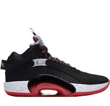 Jordan 35 XXXV BRED Black/Fire Red/Reflect Silver Size 8 Last Ones