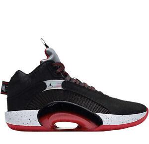 Jordan 35 XXXV BRED Black/Fire Red/Reflect Silver 11 RARE REGULAR $180 🔥