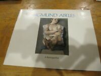 SIGMUND ABELES A RETROSPECTIVE 1988 PAMPHLET SIGNED BY THE ARTIST VERY RARE!