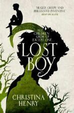 Christina Henry Lost Boy