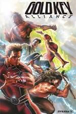 GOLD KEY ALIANCE TPB Dynamite Comics Turok, Magnus, Solar Collects #1-5 TP