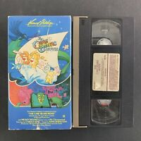 THE CARE BEAR MOVIE - 1985 First Release VHS Tape