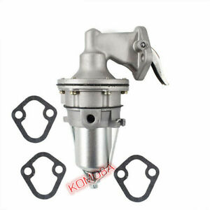 86234A4 985602 New Fuel Pump Carter For Mercruiser 2.5L 3.0L 3.7L 470 Replaces