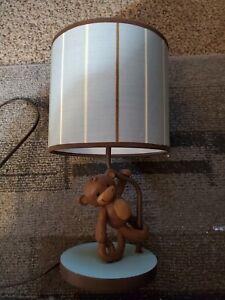 Lambs & Ivy Monkey Lamp with Shade